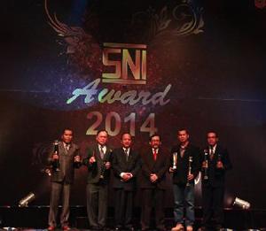 peraih sni award 2014